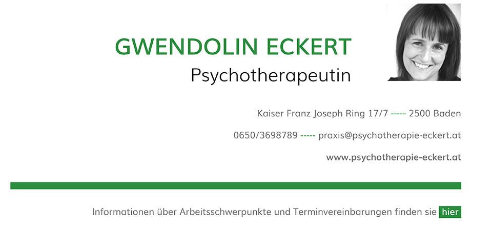 Psychotherapie Eckert